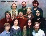 Microsoft Corporation в 1978 году