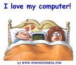Я люблю свой компьютер
