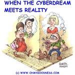 Виртуальная мечта и реальность :)