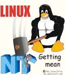 Linux побеждает Windows NT