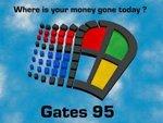 Куда дели мои деньги? Gates 95