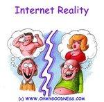 Интернет реальность