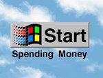 Начни тратить деньги вместе с Microsoft!