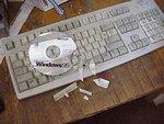 Windows 95 посыпался